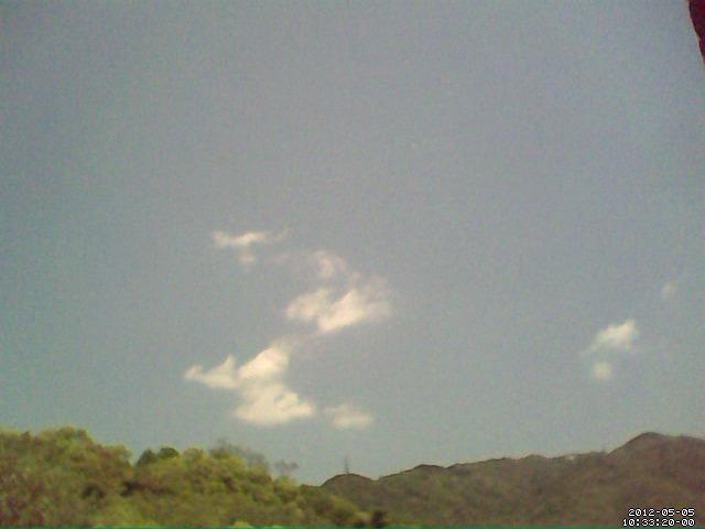 神戸の空(サンプル)